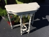 Limoges with Sackcloth table antique