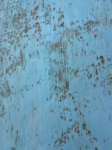 Sneak peak of whats to come! Weathered wood finish using ____? and American Paint's Crushed Tea and Shoreline