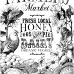 Farmer's Market Paintable™ Decor Transfer™