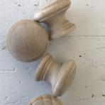 IOD Wooden Knobs 1.25″